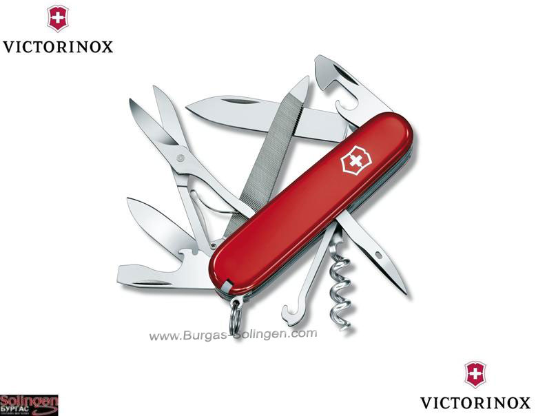 Джобен нож Victorinox - Switzerland, Mountaineer 1.3743